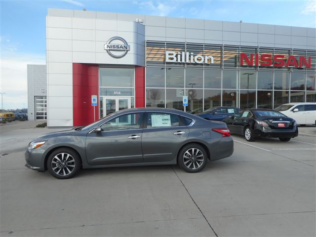 2017 Nissan Altima SL available in Sioux City and Rapid City