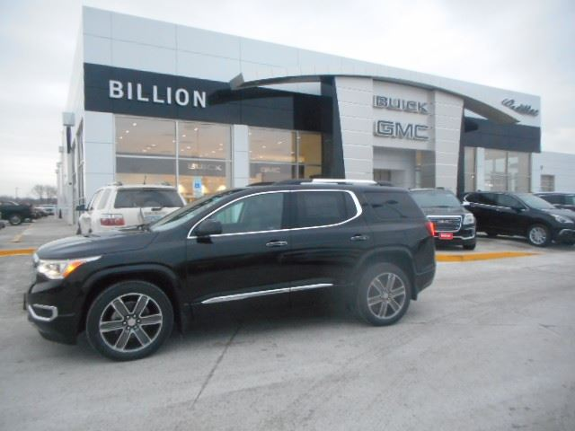2017 GMC Acadia SLT available in Sioux City and Iowa City