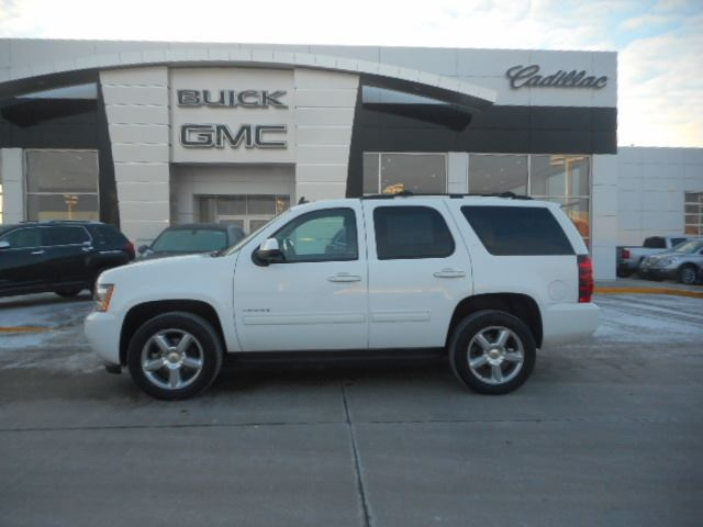 2014 Chevrolet Tahoe LT available in Sioux City and Rapid City