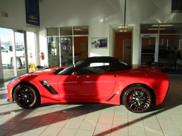 2017 Chevrolet Corvette Z06 3LZ available in Sioux Falls and Cedar Rapids
