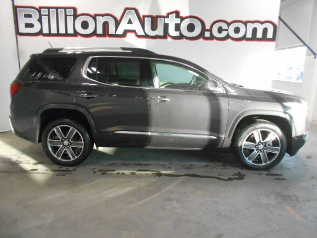 2017 GMC Acadia Denali available in Sioux Falls and Watertown