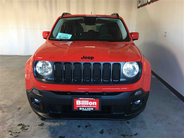 2017 Jeep Renegade Altitude available in Sioux Falls and Iowa City