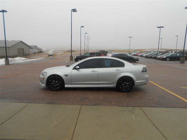 2009 Pontiac G8 G8  available in Sioux Falls and Cedar Rapids