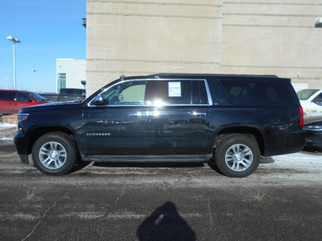 2015 Chevrolet Suburban LT available in Sioux Falls and Des Moines