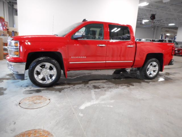 2015 Chevrolet Silverado 1500 LTZ available in Sioux Falls and Rapid City