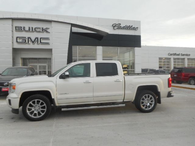 2014 GMC Sierra 1500 Denali available in Sioux City and Cedar Rapids