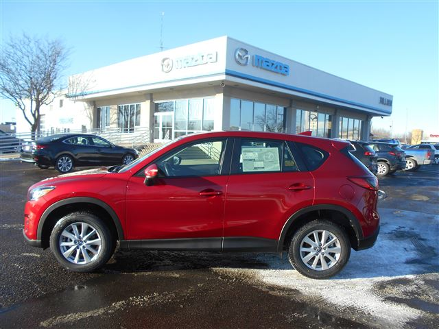 2016 Mazda CX-5 Sport available in Sioux Falls and Iowa City