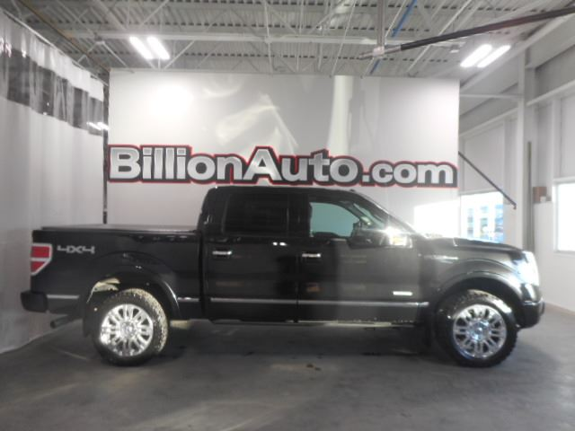 2012 Ford F-150 Platinum available in Sioux Falls and Watertown