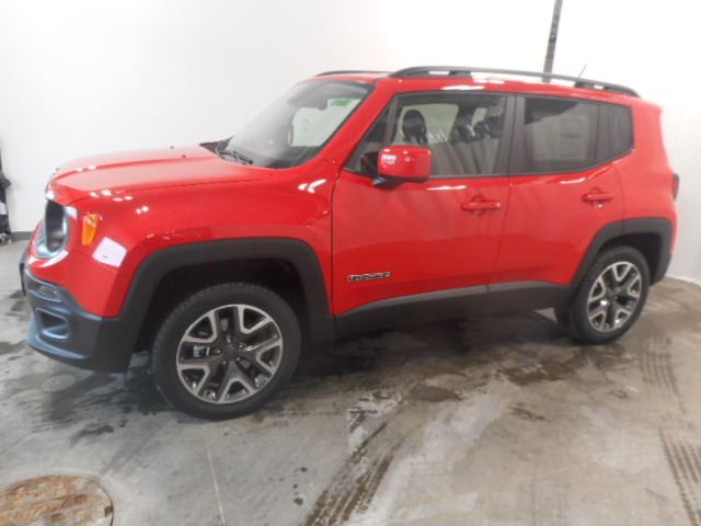 2017 Jeep Renegade Latitude available in Sioux Falls and Rapid City