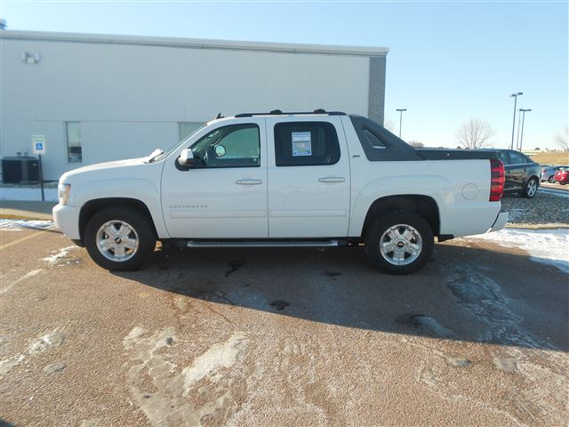2012 Chevrolet Avalanche LT available in Sioux Falls and Iowa City
