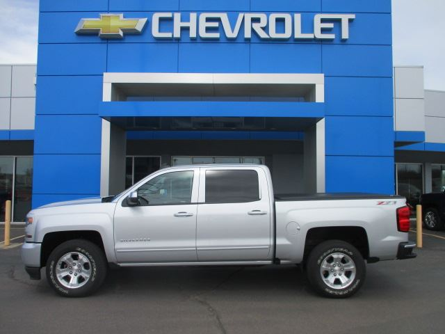 2017 Chevrolet Silverado 1500 LT available in Sioux Falls and Fargo