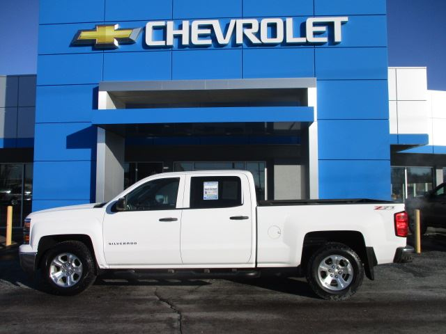 2014 Chevrolet Silverado 1500 LT available in Sioux Falls and Rapid City