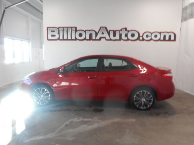 2014 Toyota Corolla   CVT S Plus  available in Sioux Falls and Rapid City